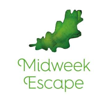 Midweek Escape Logo stacked