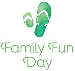 Family Fun Day Logo