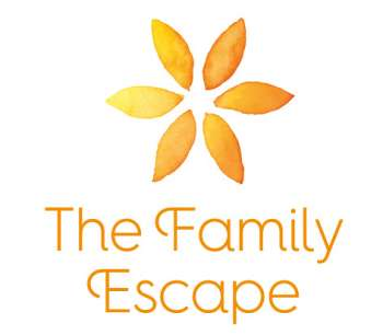 Family Escape Logo stacked